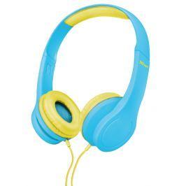 Trust Bino Kids Headphones, modrá