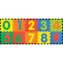 Lamps Pěnový koberec puzzle čísla
