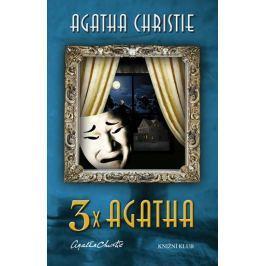 Christie Agatha: 3x Agatha - Dům na úskalí, Smysluplná vražda, Zkouška neviny