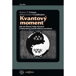 Crease Robert P., Goldhaber Alfred Schar: Kvantový moment