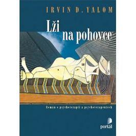 Yalom Irvin D.: Lži na pohovce - váz.