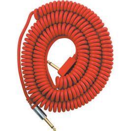 Vox VCC 090RD Kroucený nástrojový kabel