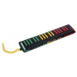 Hohner Airboard Rasta 37 Foukací klávesová harmonika