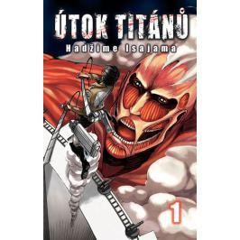 Isajama Hadžime: Útok titánů 1
