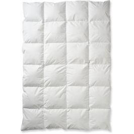 bed & fun´tastisch Basic kazetová přikrývka z peří 140x200 cm, 800 g