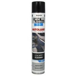 AUTOLAND Čistič interiéru s UV filtrem, 750 ml, aroma black