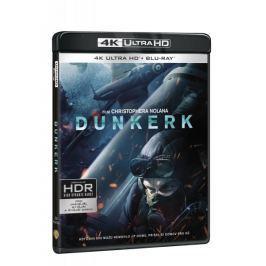 Dunkerk (3 disky: BD+UHD+bonusový)   - Blu-ray + 4K ULTRA HD