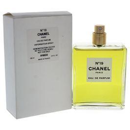 Chanel No. 19 Eau de Parfum - EDP TESTER 100 ml