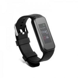 Technaxx fitness náramek HEART RATE, Bluetooth 4.0, Android/iOS, černý (TX-81)