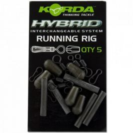 Korda Montáž Running Rig System 5 ks