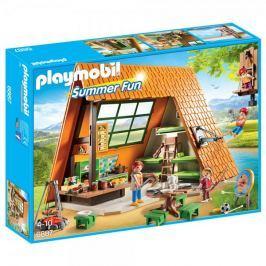Playmobil 6887 Velká prázdninová chata