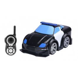 Alltoys Policejní RC auto ovládané hlasem 1:24