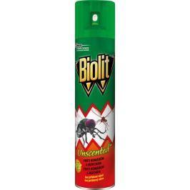Biolit proti komárům a mouchám bez vůně 400 ml