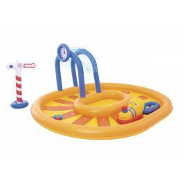 Bestway Dětský bazének - Železnice, 2,85m x 2,24m x 1,19m