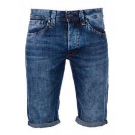 Pepe Jeans pánské kraťasy Cash 30 modrá