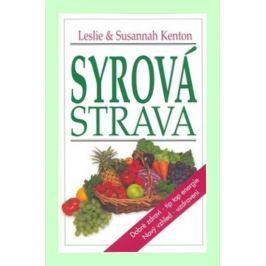 Kenton Leslie a Savannah: Syrová strava