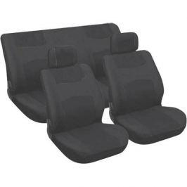 CarPoint Potahy sedadel - černé