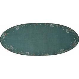 Sander dekorativní ubrus Winter Joy 28x58 cm, zelená