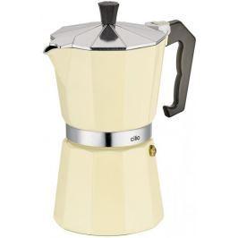 Cilio Espressovač Classico, 6 šálků, krémová