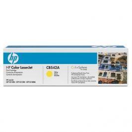 HP toner žlutý (CB542A)