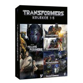 Transformers 1-5 (5DVD)   - DVD