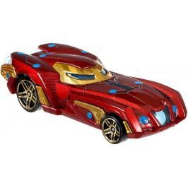 Hot Wheels Marvel Kultovní angličák - Iron Man