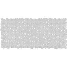 Spirella Bezpečnostní předložka RIVERSTONE 75x36 cm, clear