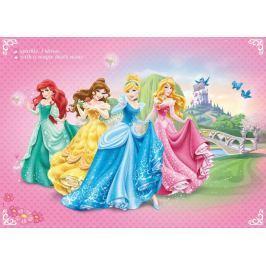 Walplus Fototapeta Disney Princezny 2 254x184 cm