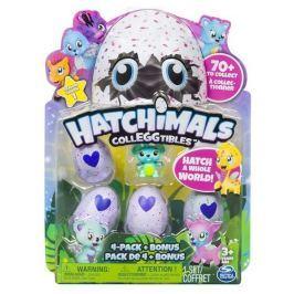 Spin Master Hatchimals sběratelská zvířátka ve vajíčku čtyřbalení, 2. série