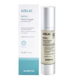 Hydratační gel na rozšířené a popraskané žilky Azelac (Moisturizing Gel) 50 ml