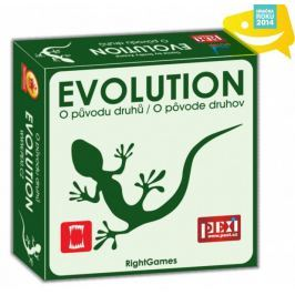 PEXI Evoluce - O původu druhů