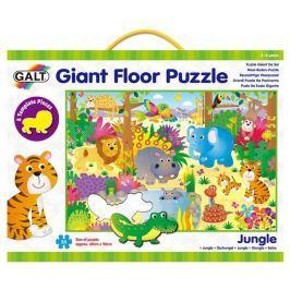 Galt Velké podlahové puzzle zvířátka vdžungli