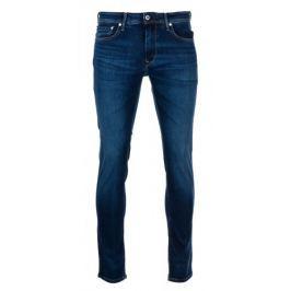 Pepe Jeans pánské jeansy Stanley 31/32 tmavě modrá