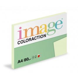 Papír kopírovací Coloraction A4 80 g zelená světlá pastelová 100 listů