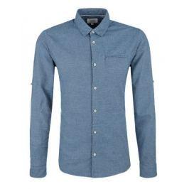 Q/S designed by pánská košile M modrá