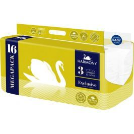 Harmony Toaletní papír Exclusive Herbal 3-vrstvý 16 rolí