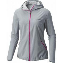 Columbia Heather Canyon Softshell Jacket Grey Ash Heather XS