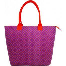 REAbags Dámská taška JAZZI 3155, fialová