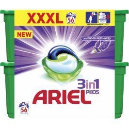 Ariel Lavender 3v1 gelové kapsle 56 ks