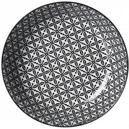 Ritzenhoff&Breker Takeo Leaves 20,5 cm polévkový talíř 6 ks