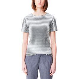 s.Oliver dámské tričko 36 šedá