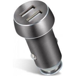 Forever Nabíječka do auta Forever, 2 x USB, 3 100 mA, šedá