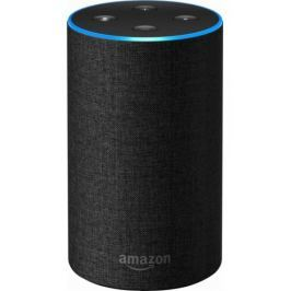 Amazon Echo (2nd Generation) - reproduktor s umělou inteligencí, Charcoal Fabric
