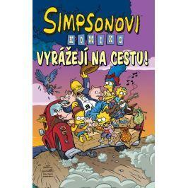 Groening Matt: Simpsonovi vyrážejí na cestu