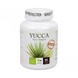 Natural Medicaments Yucca Premium 60 kapslí
