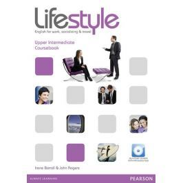 Barrall Irene: Lifestyle Upper Intermediate Coursebook and CD-ROM Pack