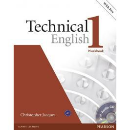 Jacques Christopher: Technical English  1 Workbook with Key/CD Pack