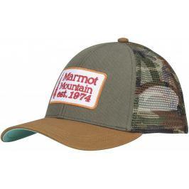 Marmot Retro Trucker Hat Crocodile