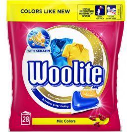 Woolite gelové kapsle Mix Colors 28 ks