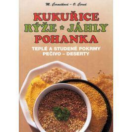 Čermáková Mária, Černá Olga: Kukuřice, rýže, jáhly, pohanka